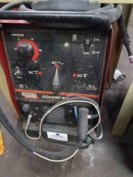 Maquina de solda tig AC/DC 175A solda tudo