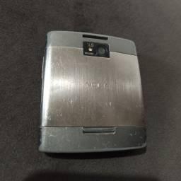 Telefonia Nokia Antigo Abrir Relíquia Colecionável Estragado Com Bateria