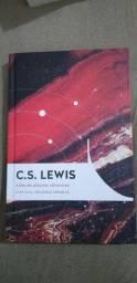 """Livro """"Além do planeta silencioso"""" C.S Lewis."""