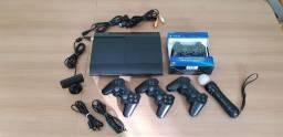 Super Kit Playstation 3 Super Slim - 500 GB
