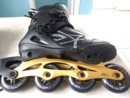 Patins roller oxer byte alumínio 39