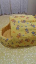 Casinha da gato tipo iglu