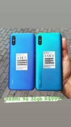 Xiaomi 9a e 9c preço na descrição