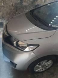 Honda Fit 2015 automático câmbio CVT,Vendo ou troco
