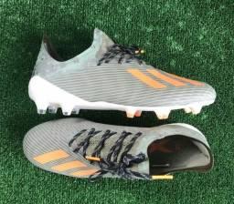 Chuteira Adidas X 19.1 FG ( 44 )