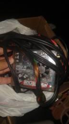 O Amplificador Soundigital SD250.2D