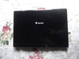 Notebook usado Itautec Infoway W7535 (Sem carregador)