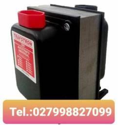 Transformador de energia 110v pra 220v