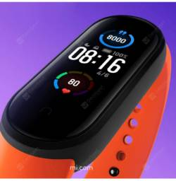 SMARTWATCH MI BAND 5 XIAOMI