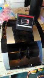 Maquina de contar cédulas