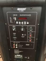 Caixa de som Lexsen ls15mp3 Ativa com Bluetooth