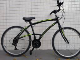 Bike CALOI 100 - Quadro Alumínio / SHIMANO