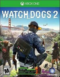 Watch Dogs 2 Xbox One Mídia Digital