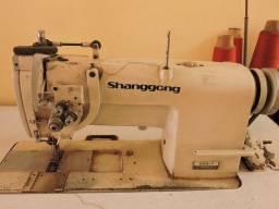 Máquina de costura industrial - Pespontadeira Shanggong - GD8-7 Importada