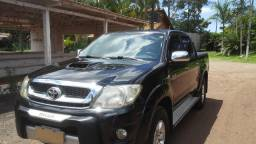 Hilux SRV 3.0 2008 Diesel Automatica
