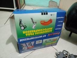 Compressor de ar schulz com kit copleto