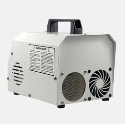 Máquina  de Oxi-Sanitização