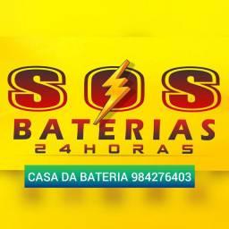 BATERIA DE QUALIDADE. 24HRS