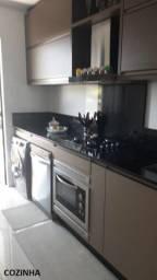 Apartamento c/ 1 suíte + 2 quartos + 2 garagens cobertas - 4o andar - Cond. Privilège