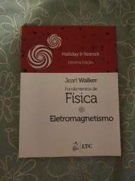 Halliday física 3 eletromagnetismo