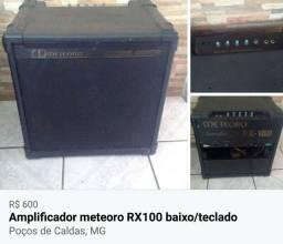 Amplificador Meteoro RX100 baixo/teclado