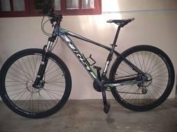 Mountain Bike First Axis aro 29 21v toda Shimano