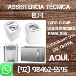 Assistência técnica em lavadoras