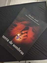 Livro Terra de sombras (os imortais)