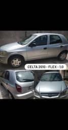 Celta 2010 - 1.0 - Prata