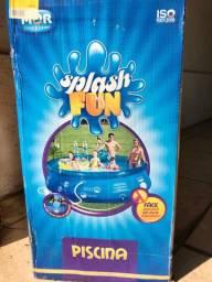 Piscina SPLASH FUN MOR 6700L (NOVA)