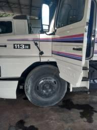Scania 113 h 96 trucado bicudo primeira