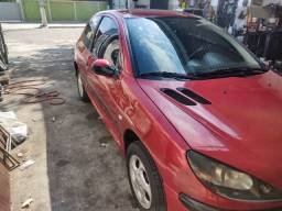Peugeot 206 Rally 1,6 Completo + Gnv Vist. 2020