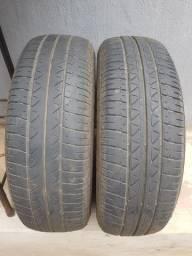 Par de pneus 175/65/R14 Bridgestone
