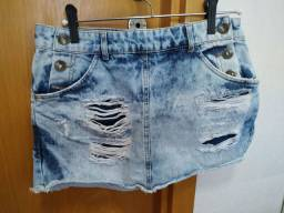 Shorts saia Morena Rosa 38