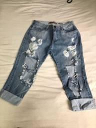 2 calças DARDAK Fem 38