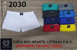 Kit 10 cuecas boxer