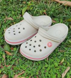 Combo 2 sandálias Crocs Original infantil tamanho 28 (c10) e 30(c12)