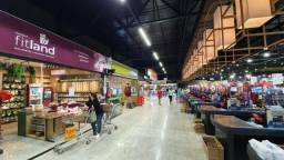 7001 Cafeteria dentro de supermercado no litoral norte de Santa Catarina