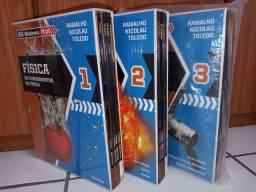 Conjunto Box de Livros de Física (Ensino Médio)