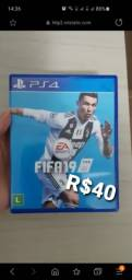 Fifa 19 PS4 ABAIXOU R$30