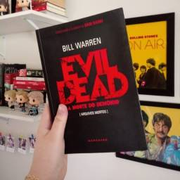 Livro evil dead | bill warren