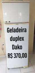 Preço de desapego Geladeira duplex Dako