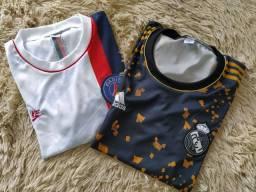 Camisas de time de qualidade