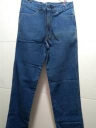 Calça Jeans Vintage Mom