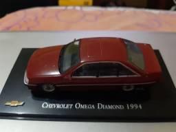 Miniatura Chevrolet Ômega Diamond 1994