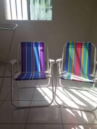 Vende-se Cadeira de Praia