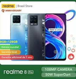 Realme 8 Pro 8gb/128gb 108mp