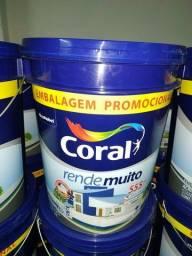 MEGA PROMOÇÃO!!!!<br>RENDE MUITO CORAL 20 L 550M²
