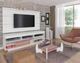 Rack Treviso com Painel Slim, ideal para TVs até 60 Polegadas - Entrega Imediata;