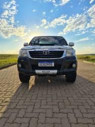 Vendo ou troco Hilux SRV 2012 completa